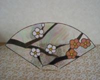 梅扇の画像